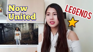 Download lagu Now United - Legends (Official Music Video) Video Reaction
