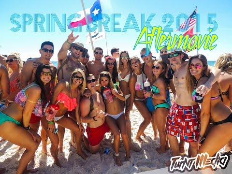 Spring Break 2015 AFTERMOVIE Panama City Beach HD!