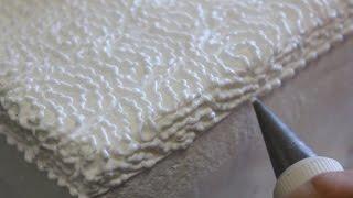 видеоурок: оформление торта кружевом | кружевные узоры на торте