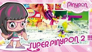 SUPER-PINYPON 2: Vamos brincar aos super-heróis | O Mundo Pinypon