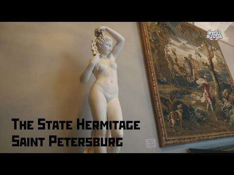 "The State Hermitage. Saint Petersburg. ""Real Russia"" ep.135 (4K)"