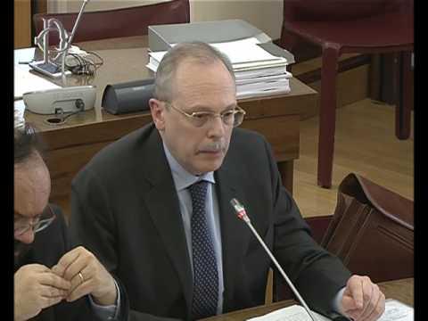 Roma - Sicurezza sul lavoro Forze armate, audizione esperti (03.05.17)