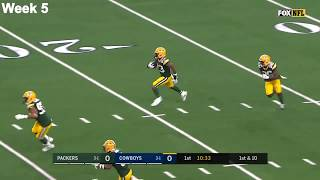 Every Interception of the 2019 NFL Regular Season