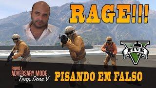 GTA V Online - Rages do JAJA no PISANDO EM FALSO (GTA 5)