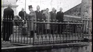 Portsoy Armistice parade.