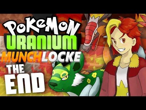 Pokémon Uranium Munchlocke - FINALE   Legends of Tandor!