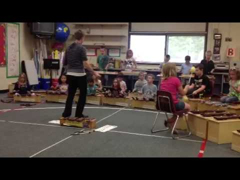 2nd grade orff lesson