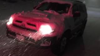 Toyota 4Runner 4WD failed #jeeplife