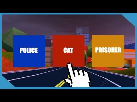 CATS INVADE JAILBREAK! (Roblox Jailbreak)