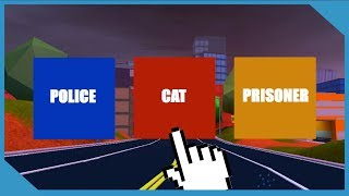 Gatos invadem jailbreak! (Jailbreak de Roblox)