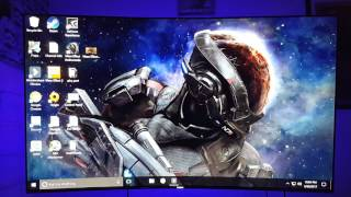 My experience using a Samsung 4K TV as a PC monitor