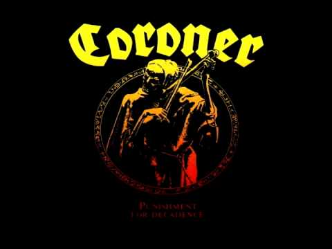 Coroner - Absorbed