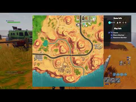 'Shoot A Clay Pigeon At Different Locations' Fortnight All Locations