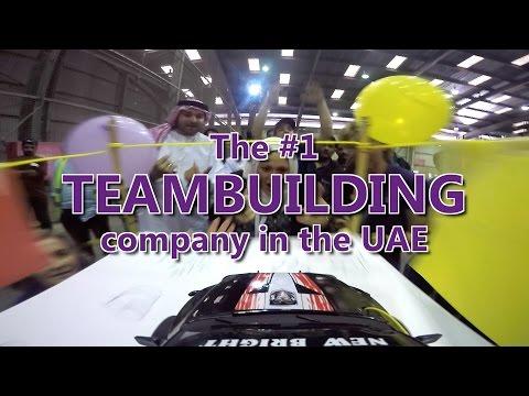 Team Building activites in Dubai, UAE