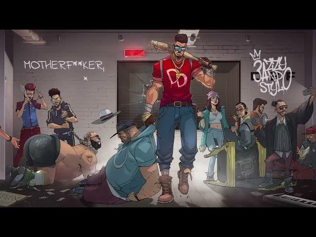 Dizzy DROS - Moutanabbi (Official Music Video)