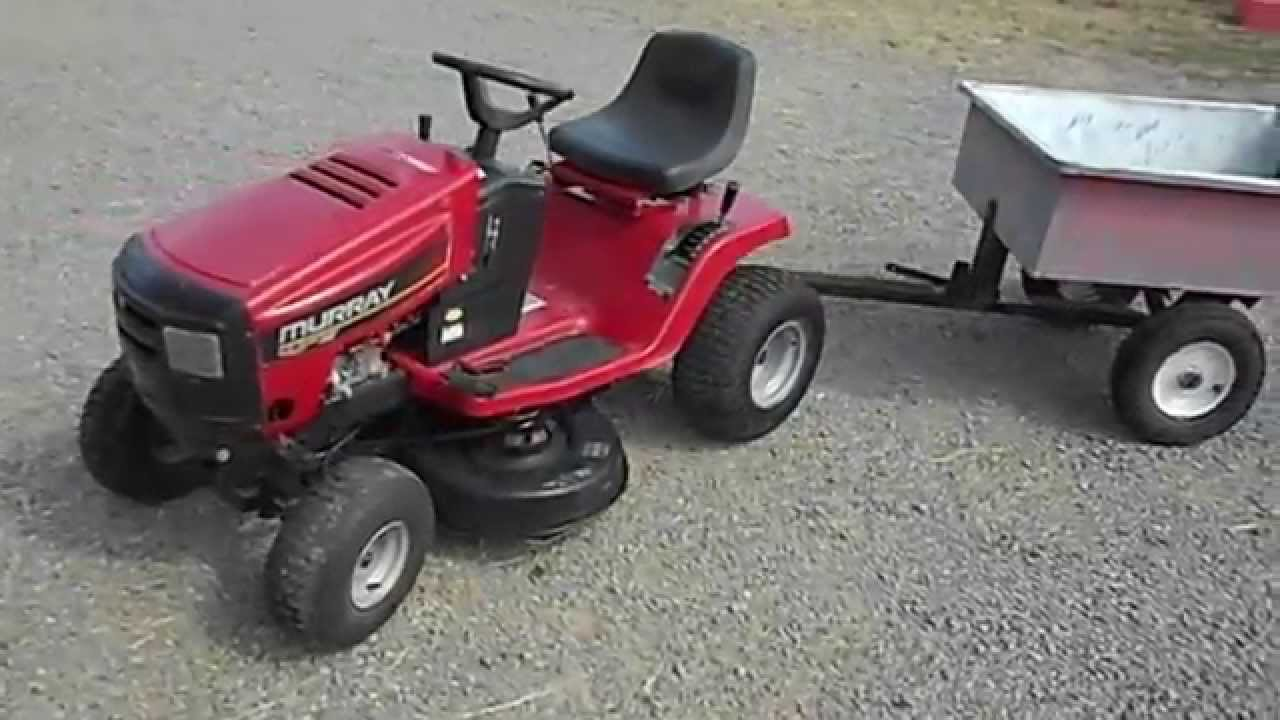 Murray Garden Tractor : Murray garden tractor ftempo