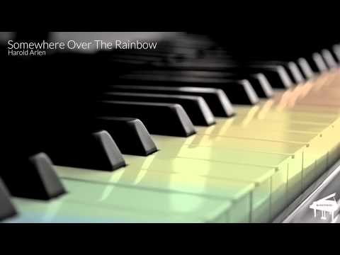 Somewhere over the Rainbow - Harold Arlen (Piano)
