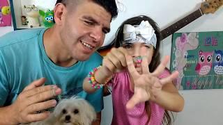 FÁBRICA DE PULSEIRAS ESTRELA, ALEX E ERIKA INVENTANDO MODA