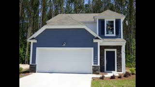 New Village Park Amelia Model Home For Sale In Southern Oaks, Bluffton SC
