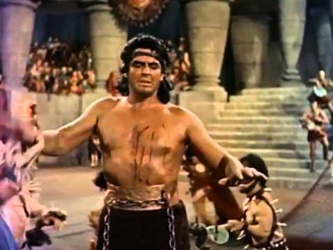 Samson And Delilah Trailer 1949