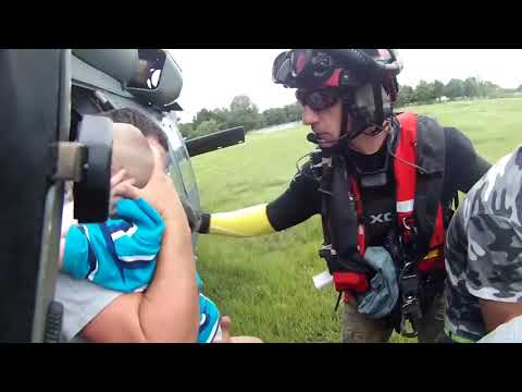 """""""I Will Rescue You"""" -- Scenes from Hurricane Harvey"""