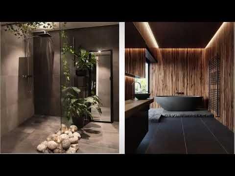 salle de bain moderne 2020 salle d eau bathroom حمام عصري