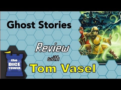 Ghost Stories Review - with Tom Vasel