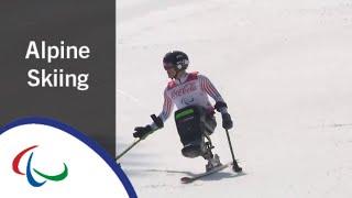 Andrew KURKA | Downhill | PyeongChang2018 Paralympic Winter Games