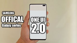 Samsung One UI 2 Offical - First Look - Top Features | Install One UI 2 Galaxy S7,S8,S9,S10