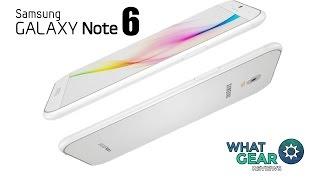 SAMSUNG Galaxy Note 6 - Leaks & Rumors