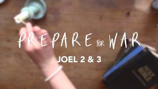 Prepare for War by Carmen Tehillah (Official Lyric Video)