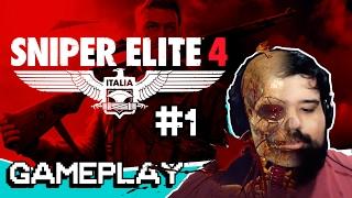 Vídeo - Sniper Elite 4 | Gameplay