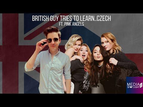 British Guy Tries to Learn Czech: Media Spotlight UK