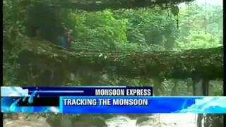 How people cope with monsoon in Cherrapunjee