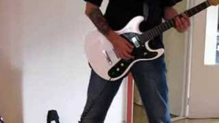 The Ramones - Gimme Gimme Shock Treatment  (cover)