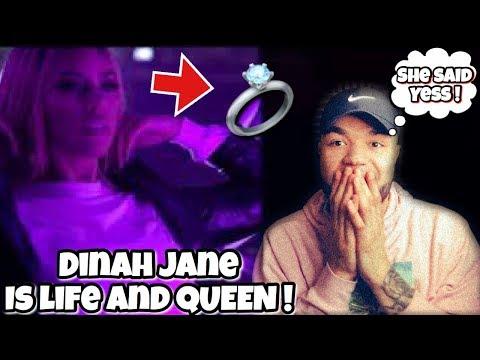 DINAH JANE RETROGRADE REACTION !! (She Said Yes ! 💍 I Purposed !)