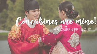 Download Concubines are mine! ♡ Mr. Queen episode 10 cut eng sub