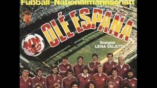 Michael Schanze & Fußball-Nationalmannschaft - Olé España
