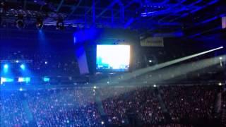 Азербайджанский концерт в Ледовом Дворце - 04.04.2013 (Видео 2)