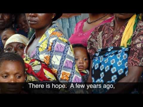 Dr. Denis Mukwege: Fighting Sexual Violence in the Democratic Republic of Congo