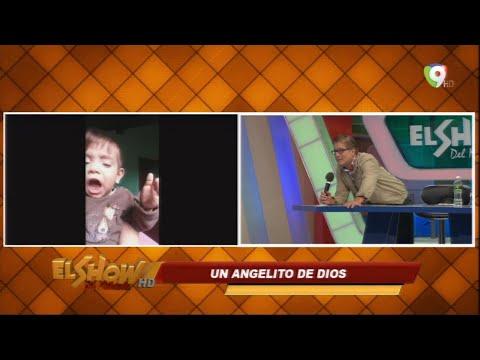 El  del Mediodía: Lo más tierno que verás hoy, mira como este niño reza el padre nuestro