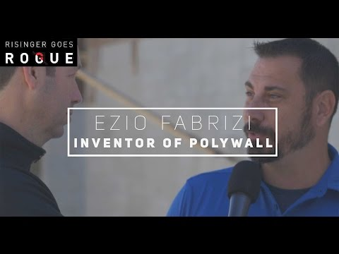 Interview of Poly Wall's Blue Barrier System