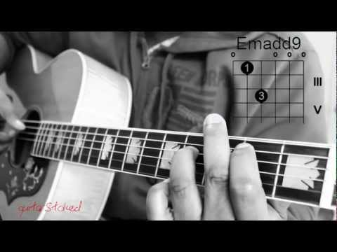 ★India Arie - Ready for Love Guitar Tutorial (with Chords)