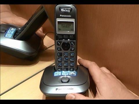Радиотелефон DECT Panasonic KX-TG2511RUM