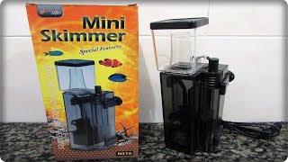 Skimmer USAR ou NÃO ? minha decisão ! comprei ? (AQUARISMO)