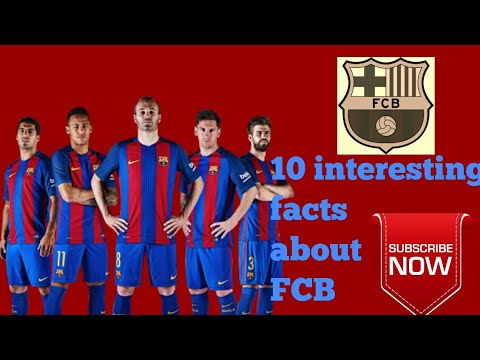 10 interesting facts about FC Barcelona || (upto 2012)
