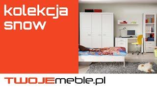 Recenzja: Kolekcja Snow, Meble Forte, TwojeMeble.pl