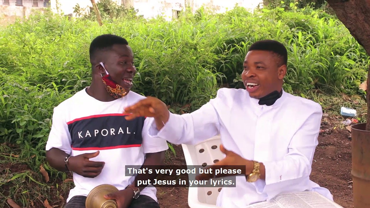 DADDY AND THE GIFTED GUYS || WOLI AGBA