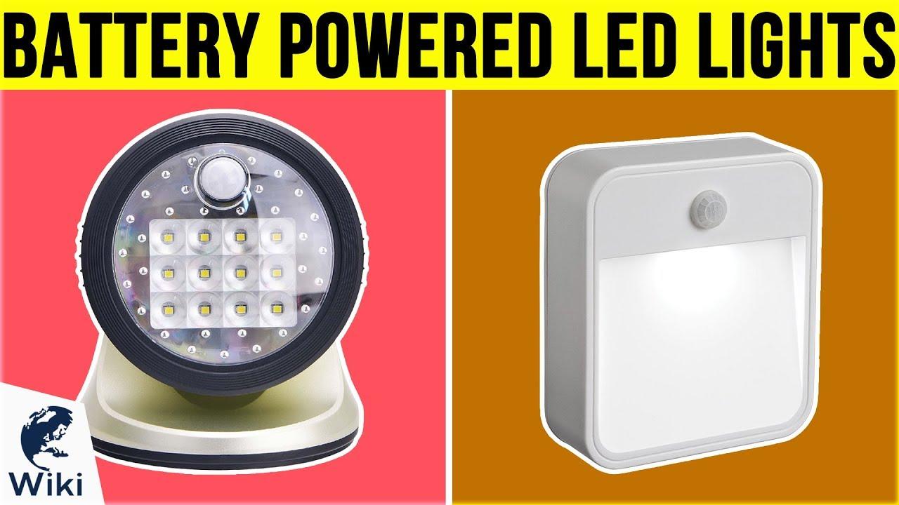 10 Best Battery Ed Led Lights 2019