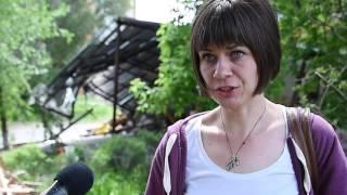 В Харькове со скандалом снесли здание «Службы спасения животных»
